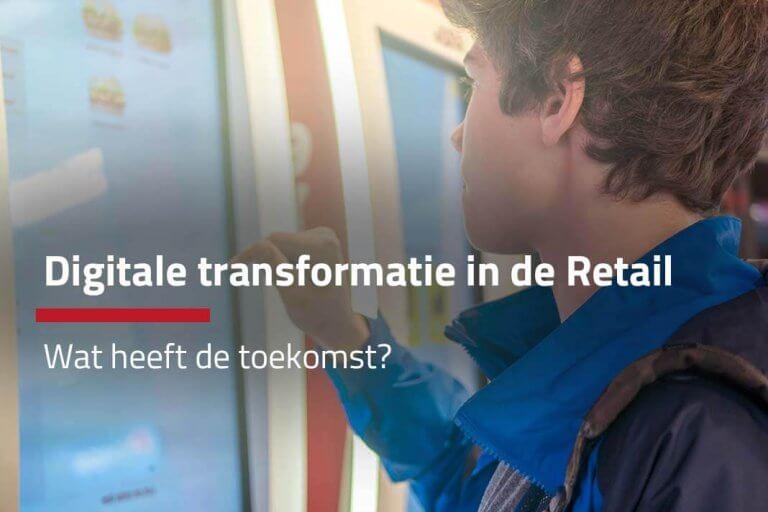 Digitale transformatie retail